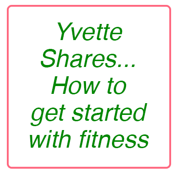 Getting started with fitness